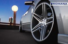 Nissan Maxima - RC8 Machine Silver (2) (Rohana Wheels) Tags: nissan wheels tuner rims import maxima nismo rohana nissanmaxima rc8 4dsc rcseries rohanawheels nissanpower