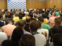 Plateia do evento