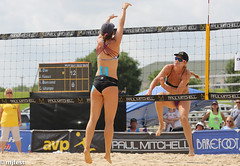 AVP Pro Beach Volleyball (MJfest) Tags: new beach sport female us athletic sand women orleans louisiana unitedstates outdoor neworleans beachvolleyball bikini pro volleyball kenner nola athletes avp sandvolleyball femaleathlete proathlete womenathletes avppro provolleyball avpvolleyball atlhleticwomen