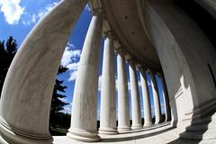 Thomas Jefferson Memorial (Benny2006) Tags: building architecture dc washington memorial historic hallway historical