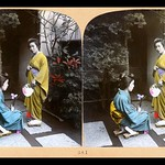 TWO GEISHA in OLD JAPAN thumbnail