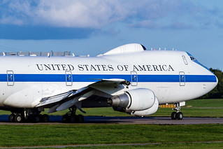 United States Air Force Boeing E-4B Nightwatch / NAOC (73-1676)