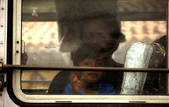 The journey (Saint-Exupery) Tags: leica bus candid srilanka galle robado