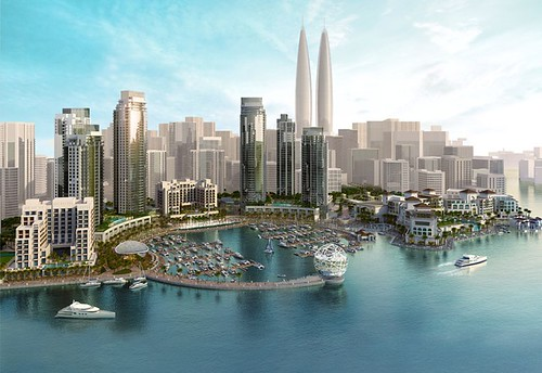 Dubai Creek Harbour at The Lagoons