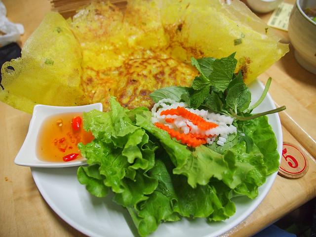 苗栗 頭份–異國好料–中華路越南河粉蛋餅
