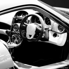 Noble M600 (Pieter Ameye) Tags: auto car automobile coche macchina noble m600 2013 salondegenve salongenve