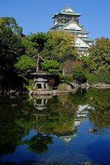 Osaka Castle, , , saka-j Ch-ku, Osaka, Japan (Caroline) Tags: castle japan osaka   sakaj chku