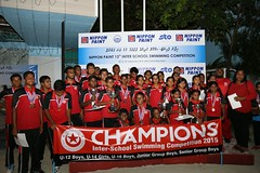 Nippon Paint 13th Inter School Swimming Competition 2015 436
