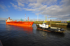 Mid Osprey (larry_antwerp) Tags: port ship belgium belgi vessel antwerp tug schelde  antwerpen tanker  sleepboot schip                                   antwerptowage hansatankers diamondshipmanagement multratug30 9695482  9330783 midosprey midgardinternational