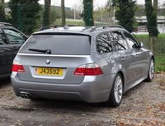 BMW 535d Touring from Jersey (harry_nl) Tags: belgium belgique belgië jersey bmw touring 535d 2015 ruisbroek gbj