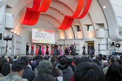 Fiesta de Espaa 2015 /  (Instituto Cervantes de Tokio) Tags: people espaa festival stand fiesta escenario feria yoyogi flamenco espaol institutocervantes      flamencodancing   estand