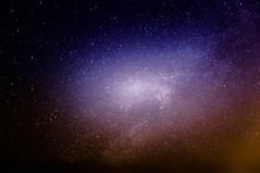 Where No One Has Gone Before (cristian_jordache) Tags: sky night way nikon long exposure galaxy milky tars lightroom d90 nikond90