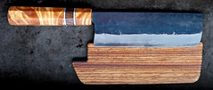 handforged-chefsknife-nakiri-aogami-steel-birch-handle-a010 (LeifAnders) Tags: saya bluesteel chefsknife handforged aogami nakiri birchburl