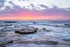 A colourful sunrise at Turimetta Beach (WT Journal) Tags: australia nsw sydney turimetta beach sunrise