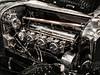 Bentley engine (wimjee) Tags: bentley engine motor olympus e520 mecc maastricht nikcolorefexpro4 bleachbypass car oldtimer