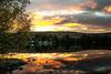 sunrise over steamer (dingerd11) Tags: ullsewater steamer lakes lakedistrict refelections