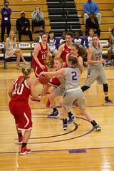 Women's Basketball 2016 - 2017 (Knox College) Tags: knoxcollege prairiefire women college basketball monmouth athletics sports indoor team basketballwomen201735738