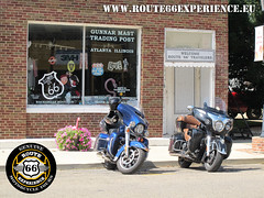 Route 66 Experience, Atlanta, Illinois (ROUTE 66 EXPERIENCE) Tags: route66experience road ruta66 rota hog harleydavidson harleyownersgroup harley honda bmw bike bikers biker motard moto motorrad motociclismo motero motorcycle motorcycletouring motorcycletour motards motorcycletours moteros indian indianmotorcycles viaje