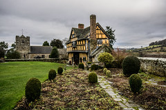 QAEH-1-3 (Michael Yule - I Can See For Miles) Tags: nikon d7100 stokesay castle shropshire england english heritage landscape