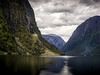Gudvangen - Norway (nicolaspika) Tags: olympus traveller landscape travelphotography nature reflection vacation holiday clouds norway landscapephotography waterfall photosergereview fjord lovely gudvangen trip earthpics goneoutdoors travel destinationwow mountain sognogfjordane no