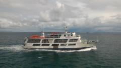 M/V VG 1 formerly M/V ANDY II (BukidBoy_31) Tags: vg1 vgshippinglines ships philippineships philippines philippineship ship