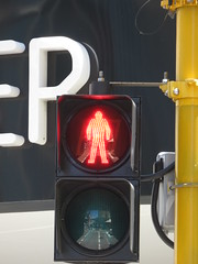 2016 Perth Tour - Braums pedestrian signal with Countdown Timer (RS 1990) Tags: perth westernaustralia wa australia december 2016 tour holiday braums trafficlight signal pedestrian