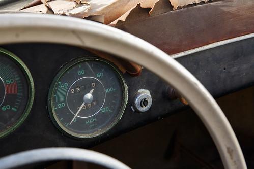 Porsche 356 Super Speedster A