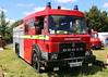 D804PYM - Ex London Fire Brigade (Shagwell) (TT TRUCK PHOTOS) Tags: 999 fire show odiham tt engine fireengine dodge commando