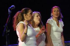 London Lucumi Choir (2016) 02 (KM's Live Music shots) Tags: worldmusic greatbritain afrocubanmusic choir orishasongs londonlucumichoir fridaytonic southbankcentre