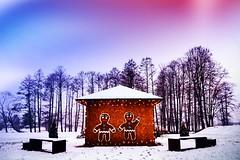 Winter wonderland! (Inga P.) Tags: happiness travel fun colors festivalmood gingerbreadmen season winter