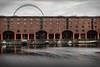 Fanning the Breeze (jonron239) Tags: liverpool albertdock echowheel warehouse
