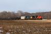 CSX K676-06 - Redrock Crossing, WV (T-3 Photography) Tags: train railroad rail railfan locomotive csx canadiannational cn westvirginia canon 5dmarkii 70200mmf4l