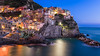 Manarola, Cinque Terre. (Alex.Sebastian.H) Tags: manarola cinqueterre italy illuminato light lightness liguria alexsebastianh building europe holiday nightshot nikkor2470 nikond610 old panorama tourism