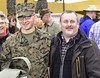First meet (Jon_Marshall) Tags: scott jon marines marine bootcamp graduation marinecorpsrecruitdepot sandiego mcrd