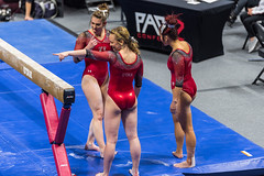 Utah vs Michigan-2017 (138) (fascination30) Tags: utah utes michigan gymnastics