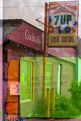 Rio Rita On The Move (-Dons) Tags: austin riorita texas unitedstates coffeehouses doubleexposure tx usa 7up moving