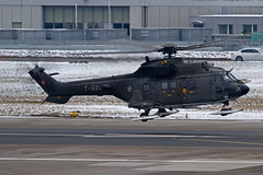 T-339 AS332 Super Puma Swiss Air Force Zurich 19.01.17 (MacAviation) Tags: t339 puma swiss air force zurich wef2017 as332