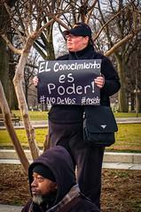 2017.01.29 Oppose Betsy DeVos Protest, Washington, DC USA 00231