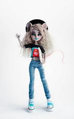 Nick (Klio.13) Tags: monsterhigh monster high mattel mouscedes mouscedesking booyork byby ooak custom customdolls dolls dollphotography toyphotography toys handmadeoutfit