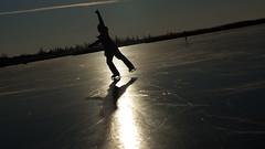 IMG_17139 (lasztek) Tags: ice winter skating sunset velenceitó lake frozen