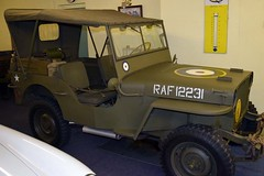 """Willys Jeep 1943 3 • <a style=""""font-size:0.8em;"""" href=""""http://www.flickr.com/photos/81723459@N04/32725312885/"""" target=""""_blank"""">View on Flickr</a>"""