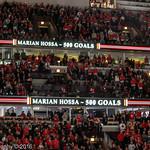 Marian Hossa's 500 Goal Celebration thumbnail