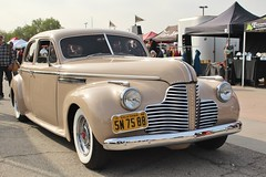 Mooneyes X-Mas Party 2016 (USautos98) Tags: 1940 buick roadmaster