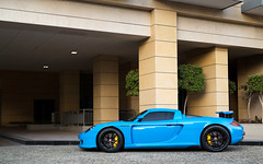 Mexico Blue. (Alex Penfold) Tags: mexico blue carrera gt porache cgt supercars supercar super car cars autos alex penfold 2017 dubai uae azzurodino
