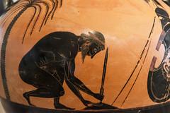 "Aithiopis XI – Ajax Suicide by Exekias (Egisto Sani) Tags: boulognesurmer exekias figurenere vasi aithiopis aethiopis ajax aiace suicide suicidio ""troy war"" ""guerra di troia"" pottery ceramica ceramics clay attic attica vulci etruria ""black figure"" ""figure nere"" amphora anfora greek greca vessel pot ""boulogne sur mer"" musée museo museum"