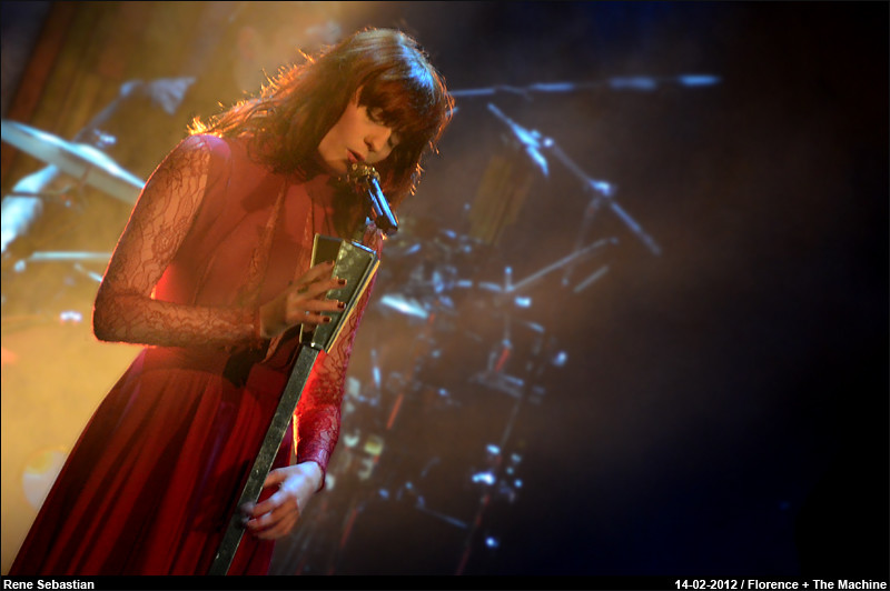 Florence + The Machine @ Effenaar