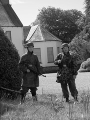 Springhill Training May 31 2015 307 (slappydrp) Tags: ireland history war wwii ww2 12 northern reenactment commando fallschirmjaeger wlha wartimelivinghistoryassociation sprighillhouse springhilltrainingmay312015