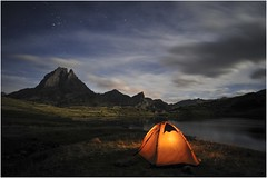 Midi DOssau012 (Ezcurdia) Tags: star estrellas midi pyrenees pirineos ayous etoil dssau lacdeayous
