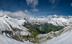 Gipfelstürmer... (A.K_Photography Hamburg) Tags: schnee panorama mountains nature landscape kärnten berge alpen nationalparkhohetauern glocknergruppe nikond810 grossglocknerhochalpenstrase afsnikkor24mm114ged