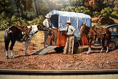 Texas Rangers Painting (The Old Texan) Tags: horses painting texasrangers lawmen